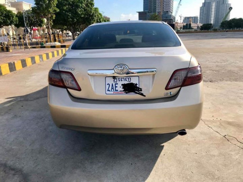 Camry hybrids 2007 full option for sale  $19,000