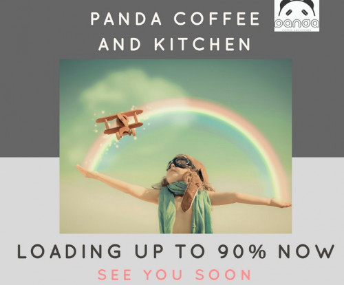 pandacoffee and kitchen