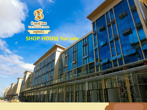 SHOP HOUSE for sale/ 房子出售。